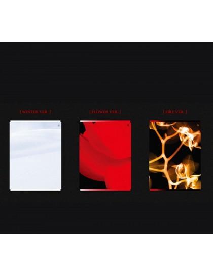 (G) I-DLE - Mini Album Vol.4 [I'm Burning]