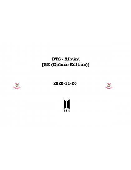 BTS - Album [BE (Deluxe Edition)]