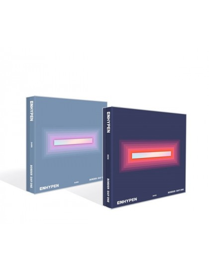 ENHYPEN - Mini Album Vol.1 [BORDER : DAY ONE]