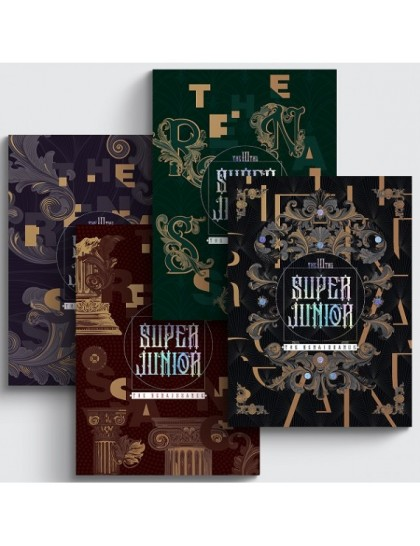 SUPER JUNIOR - Album Vol.10 [The Renaissance]
