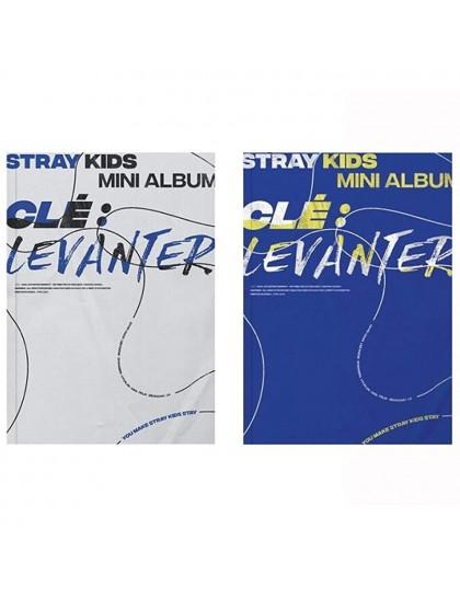 Stray Kids - Mini Album [Clé : LEVANTER](HEMEN TESLİM)