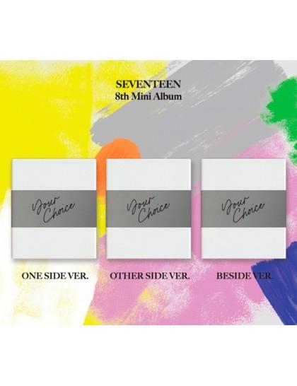 SEVENTEEN - 8th Mini Album [Your Choice]