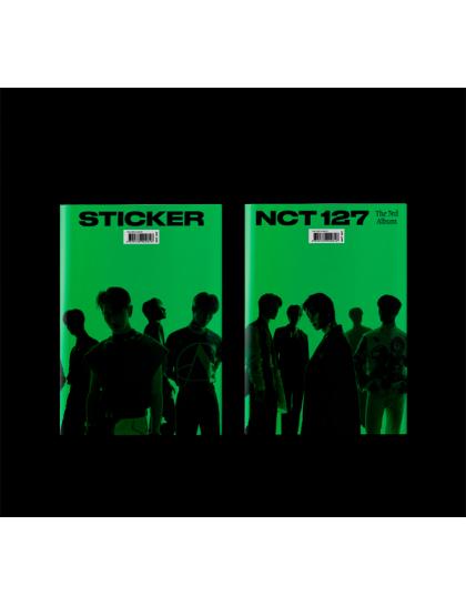 NCT 127 - The 3rd Album [Sticker]