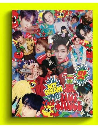 NCT DREAM - Album Vol.1 [맛 (Hot Sauce)] (Photo Book Ver.)