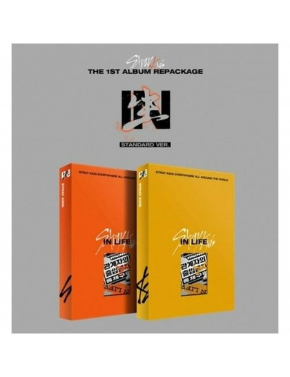 Stray Kids - Repackage Album Vol.1 [IN生 (IN LIFE)](HEMEN TESLİM)