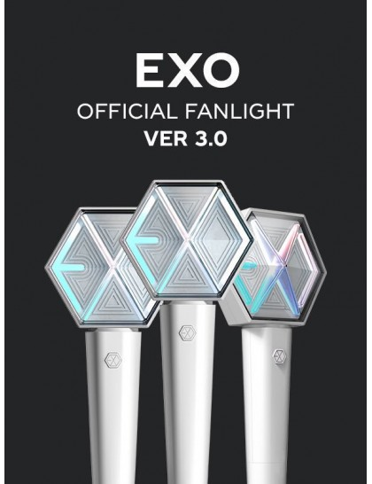 EXO Lisanslı Light Stick Ver 3.0