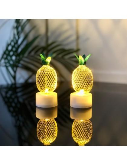 Mini Ananas Gece Lambas
