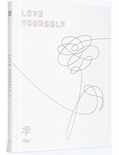 "BTS Love Yourself Mini Albüm ""HER"" Vol.5"