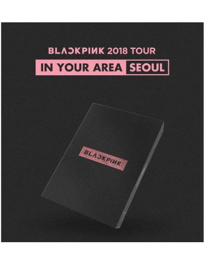 Blackpink - 2018 Tour [In Your Area] Seoul DVD Albüm