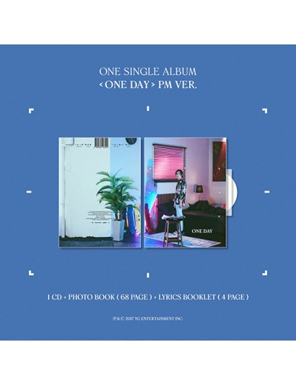 One - One Day Single Albüm