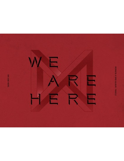 MONSTA X - Albüm (WE ARE HERE)