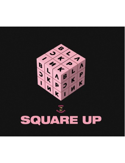Blackpink Square Up Albüm Vol.1