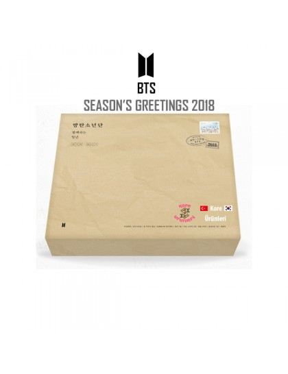 BTS - 2018 SEASON GREETING