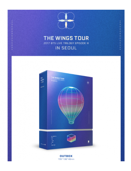 BTS - 2017 BTS Live Trilogy Episode III The Wings Tour in Seoul