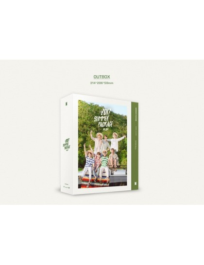 BTS - Summer Package 2017 Vol3