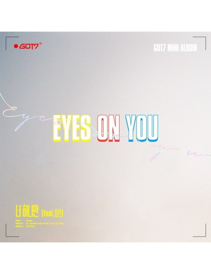 GOT7 - Eyes On You Albüm Vol8