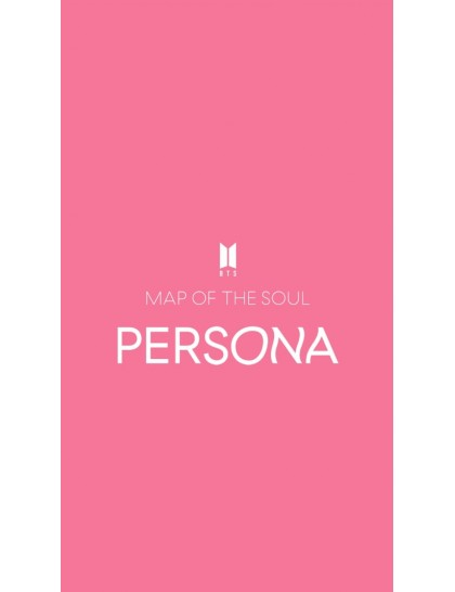 BTS - Map Of The Soul : Persona Albüm