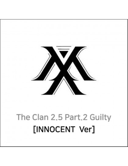MONSTA X - The Clan 2.5 Part.2 Albüm