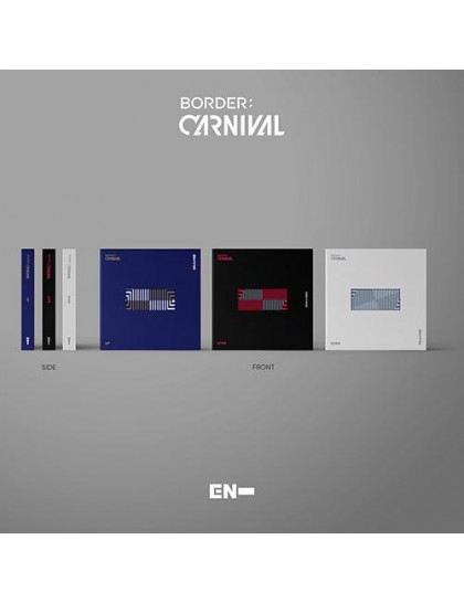 ENHYPEN - Mini Album Vol.2 [BORDER : CARNIVAL]