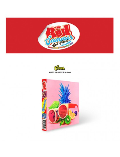 Red Velvet - Summer Mini Albüm (The Red Summer)