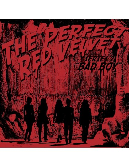Red Velvet - Series 2 Bad Boy Albüm (Vol.2)