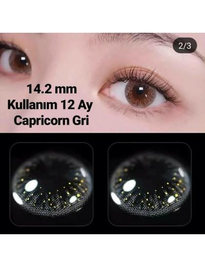 Capricorn Gri Yıllık Lens