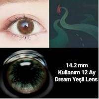 Dream Yeşil  Yıllık Lens