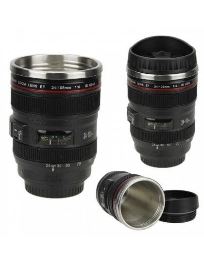 Kamera Lens Termos Kupa
