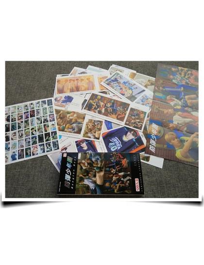 BTS 121 Fotokart Sticker Set