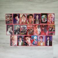 BTS 20li Fotokart