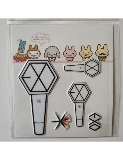 EXO Yapışkan Set