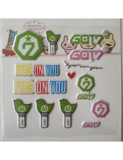 GOT7 Yapışkan Set