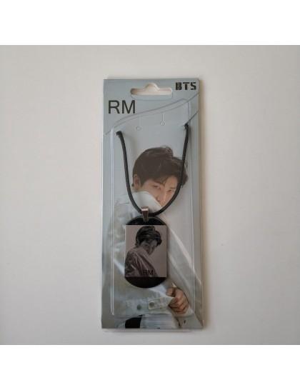 BTS RM Yeni Model Kolye