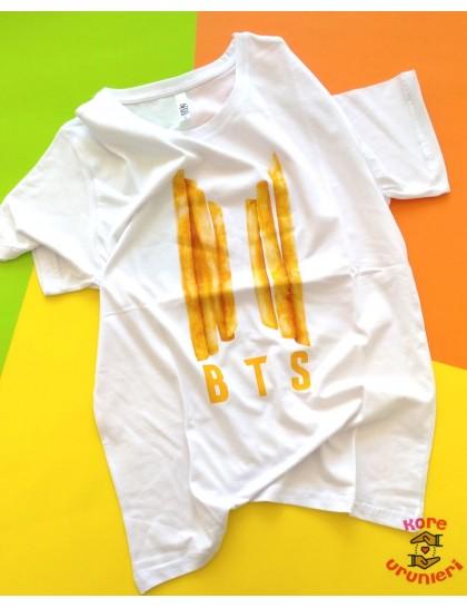 BTS Butter Baskılı T-shirt