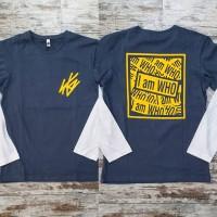 StrayKids Parcalı Tshirt