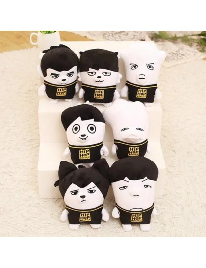 BTS Hip Hop Monster Peluş