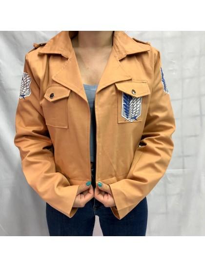 Shingeki No Kojin(Keşif Birliği) Ceketi