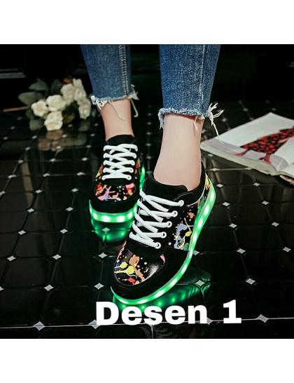 LED Işıklı Ayakkabı ( Bay & Bayan )