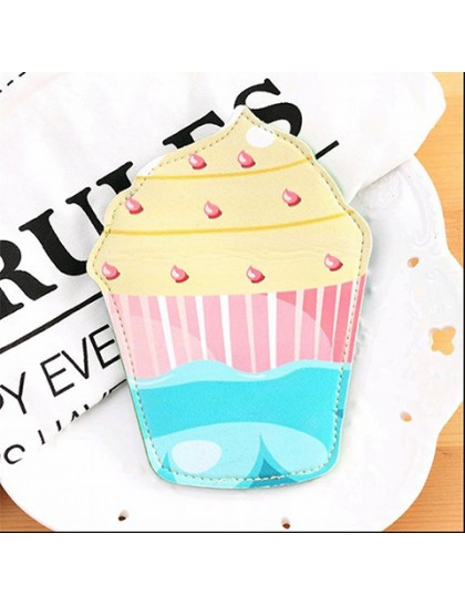 Sevimli Cupcake Cüzdan Anahtarlık