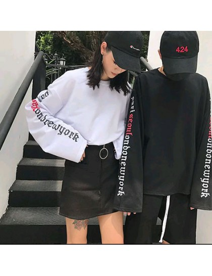 Harajuku Streetwear Sweat