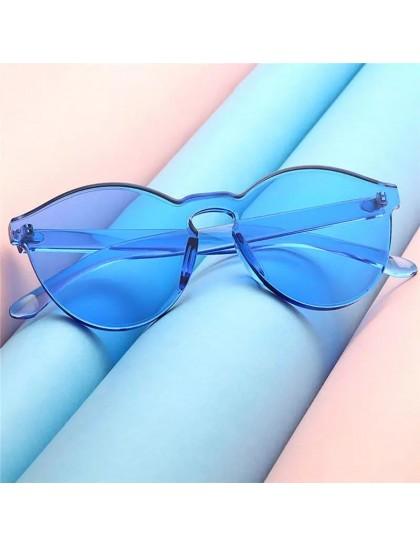 Punk Güneş Gözlüğü Mavi